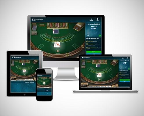 Hvordan spille blackjack på nett
