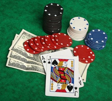 Spill blackjack med ekte penger